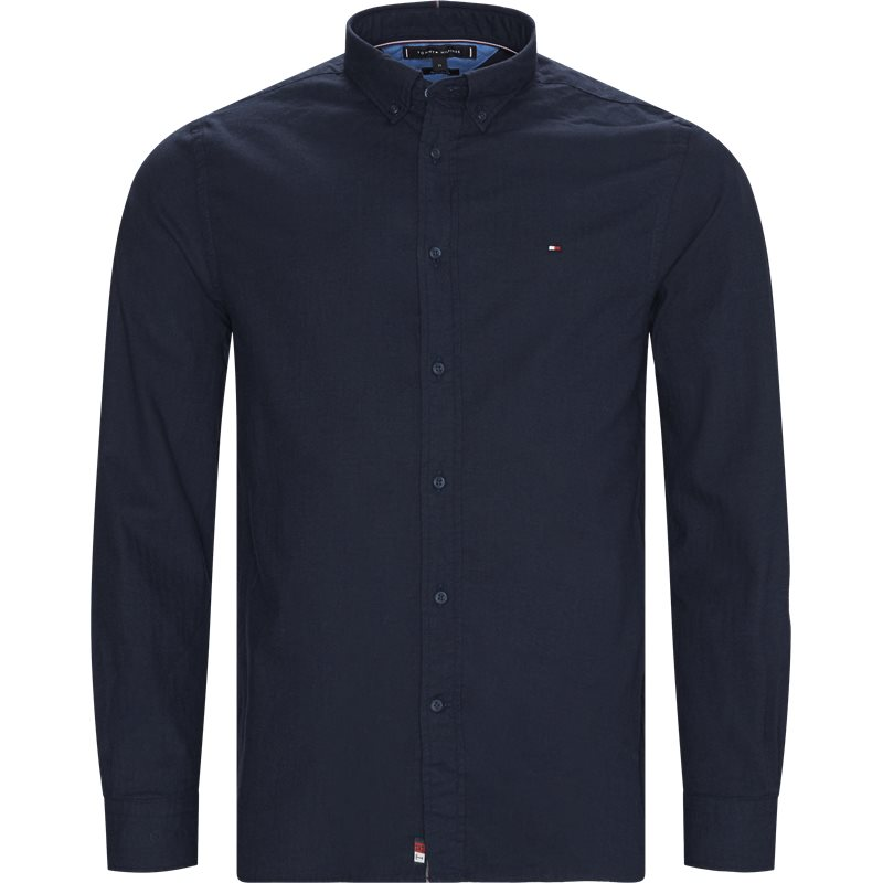 Image of   Tommy Hilfiger - Flex Herringbone Shirt