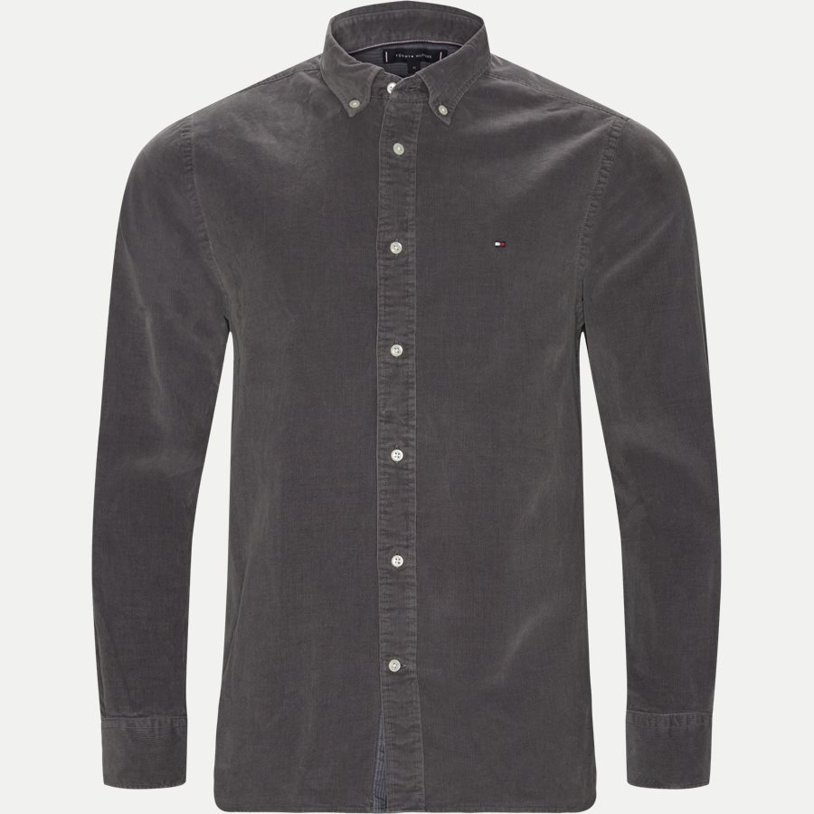 GARMENT DYED CORDUROY SHIRT - Garment Dyed Corduraoy Shirt - Skjorter - Regular - KOKS - 1