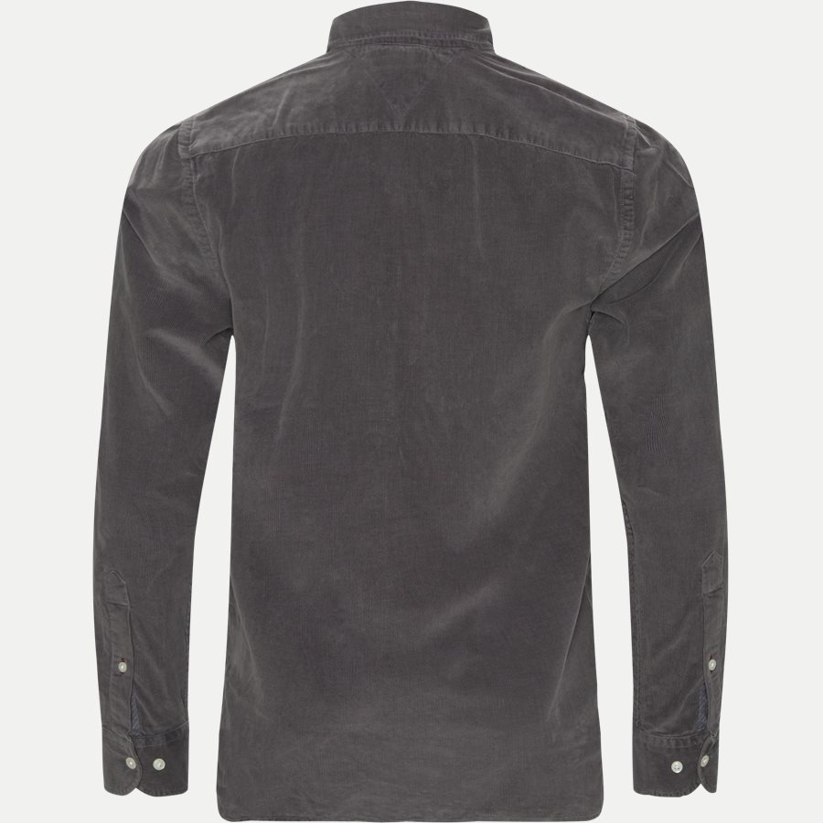 GARMENT DYED CORDUROY SHIRT - Garment Dyed Corduraoy Shirt - Skjorter - Regular - KOKS - 2