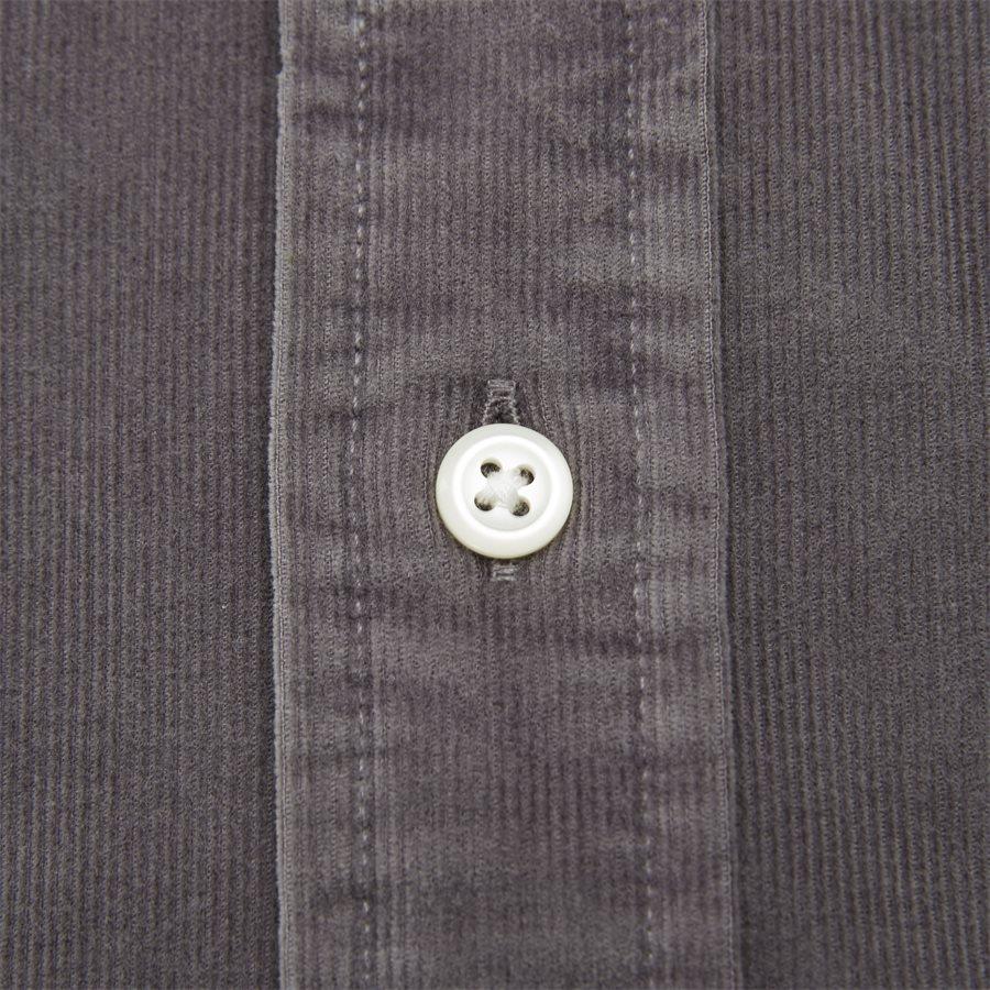 GARMENT DYED CORDUROY SHIRT - Garment Dyed Corduraoy Shirt - Skjorter - Regular - KOKS - 4