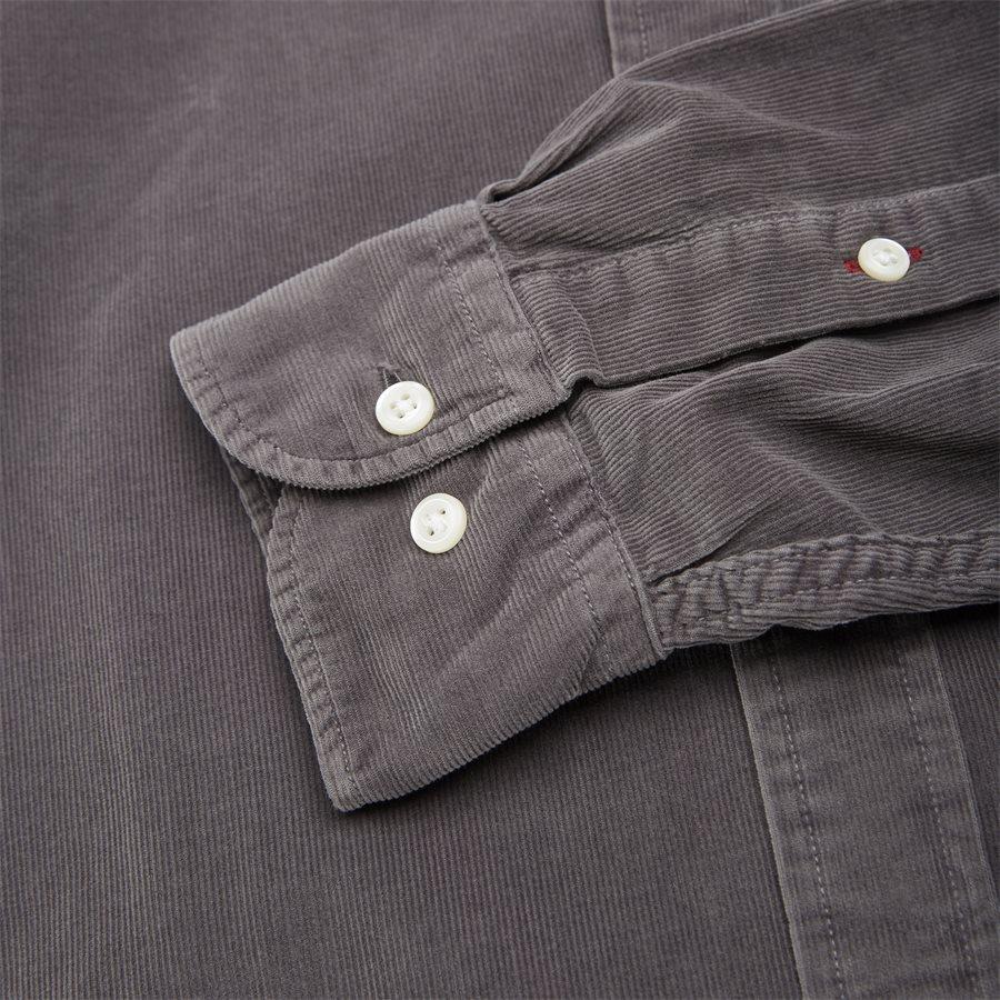 GARMENT DYED CORDUROY SHIRT - Garment Dyed Corduraoy Shirt - Skjorter - Regular - KOKS - 5
