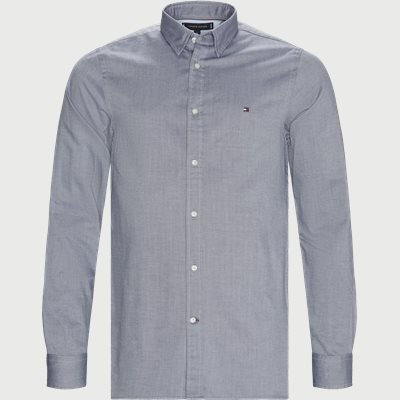 Slim 4 Way Stretch Shirt Slim | Slim 4 Way Stretch Shirt | Blå