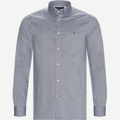 Slim 4 Way Stretch Shirt Slim | Slim 4 Way Stretch Shirt | Blå