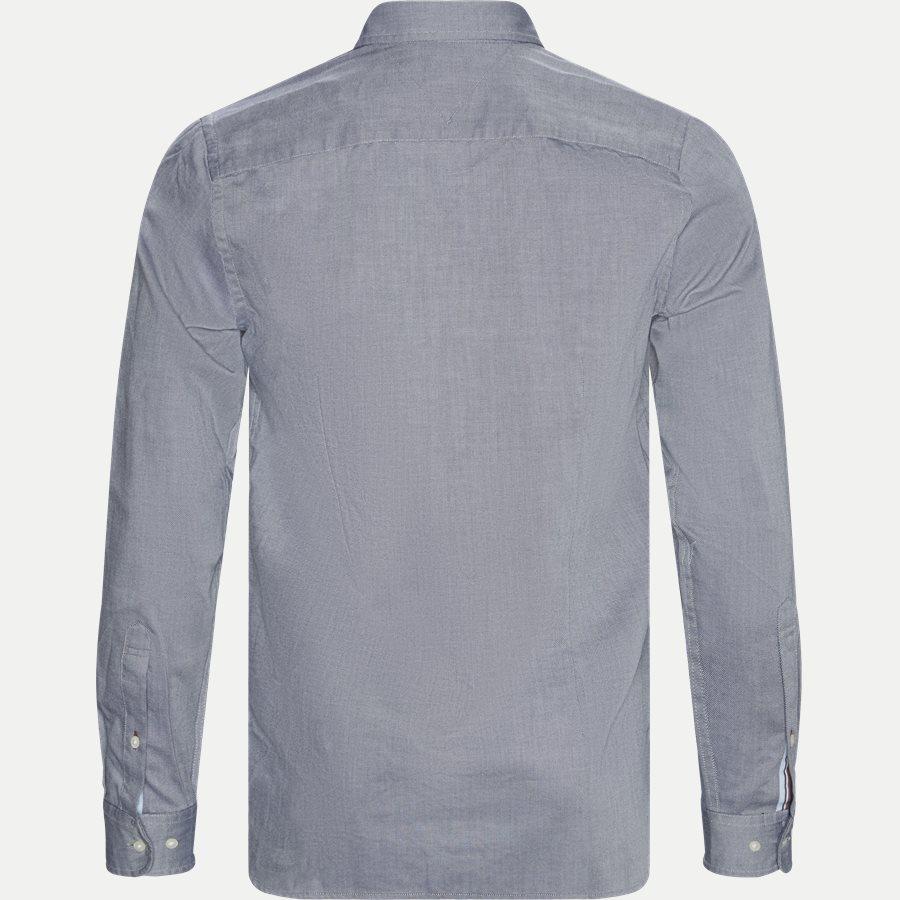 SLIM 4 WAY STRETCH SHIRT - Slim 4 Way Stretch Shirt - Skjorter - Slim - NAVY - 2