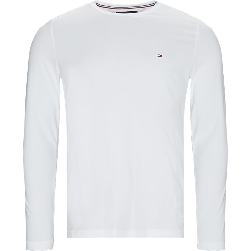 Image of   Tommy Hilfiger - Stretch Slim Fit Long Tee