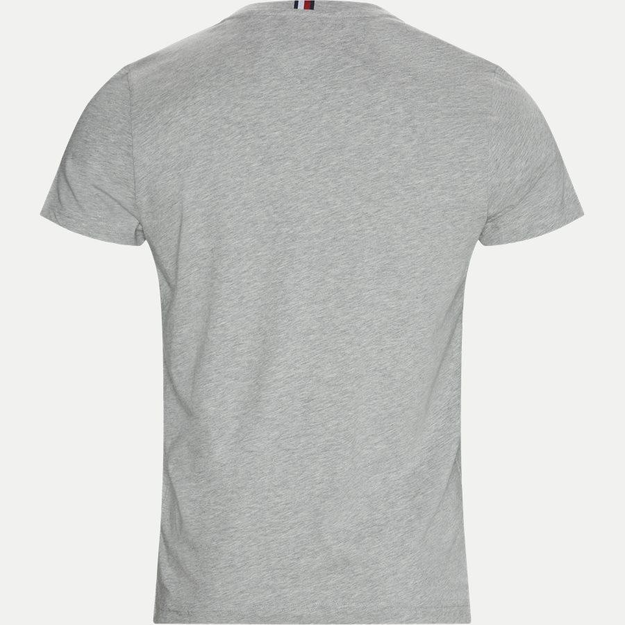 BOX RWB LOGO TEE - Box RWB Logo Tee - T-shirts - Regular - GRÅ - 2
