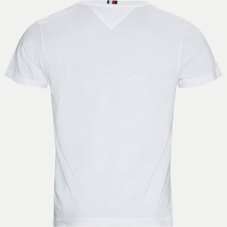 BOX RWB LOGO TEE - Box RWB Logo Tee - T-shirts - Regular - HVID - 2