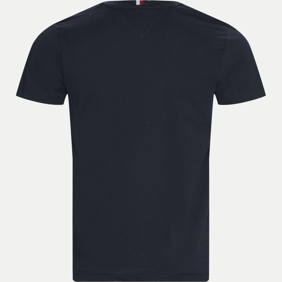 BOX RWB LOGO TEE - Box RWB Logo Tee - T-shirts - Regular - NAVY - 2