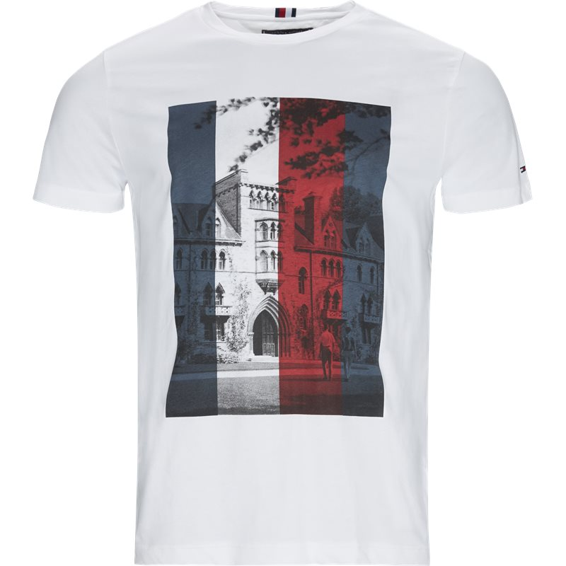 Image of   Tommy Hilfiger - Students Photo Print Tee