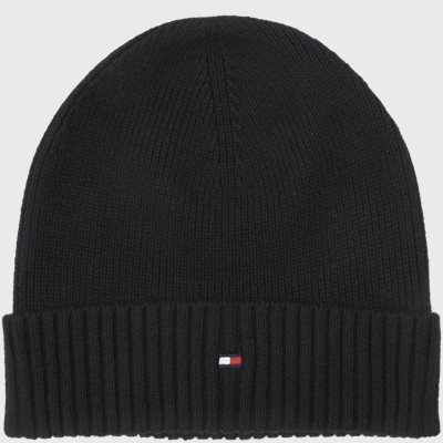 Pima Cotton Beanie Pima Cotton Beanie | Sort