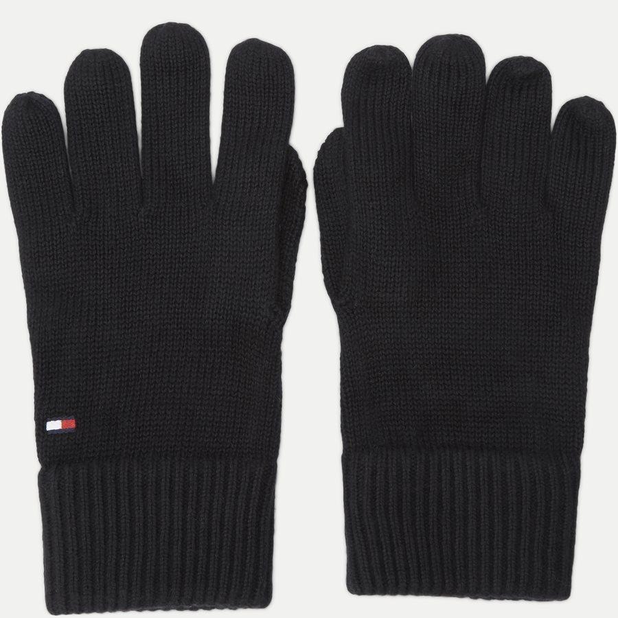 PIMA COTTON GLOVES - Pima Cotton Gloves - Handsker - SORT - 2