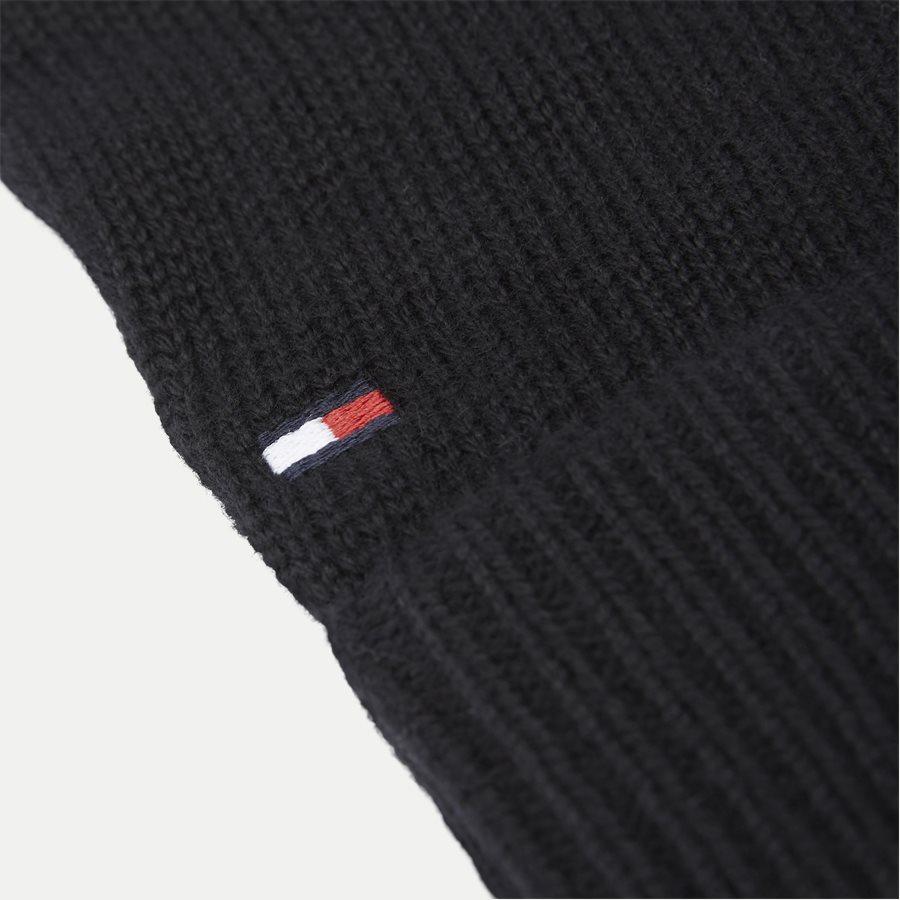 PIMA COTTON GLOVES - Pima Cotton Gloves - Handsker - SORT - 3