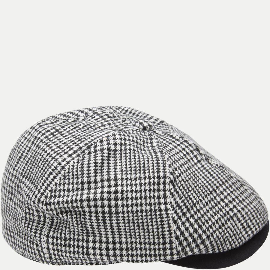 FLAT CAP POW - Caps - SORT - 4