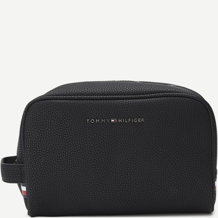 Essential Washbag - Tasker - Sort