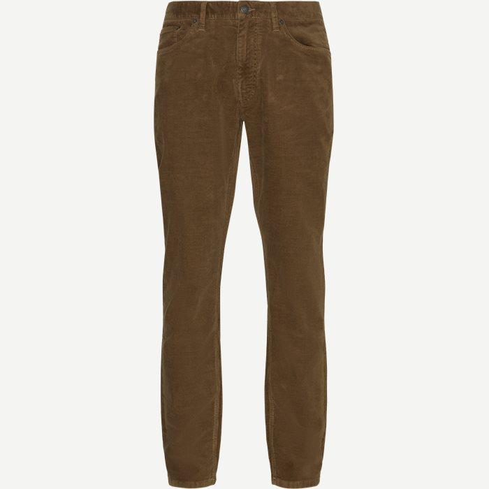 Jeans - Slim - Sand