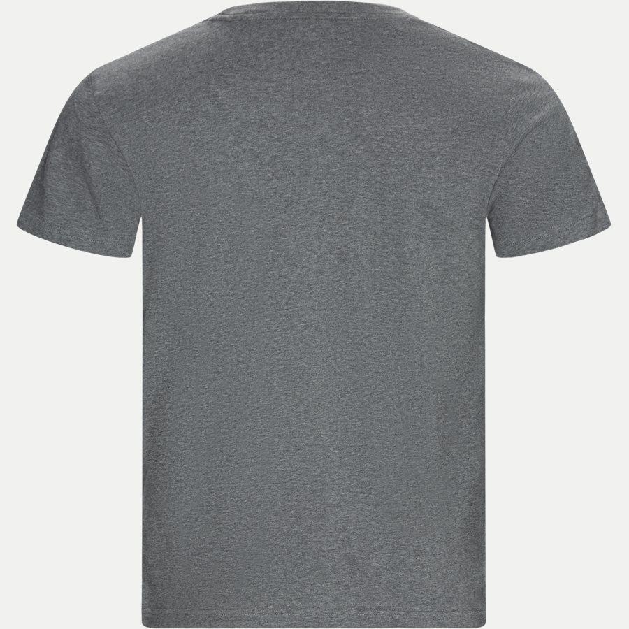 D2 GIFT GIVING SS T-SHIRT - D2 Gift Giving SS T-shirt - T-shirts - Regular - GRÅ - 2
