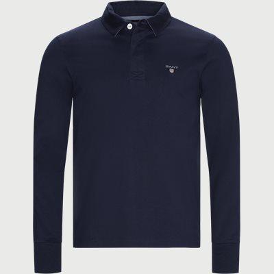 The Original Heavy Rugger Sweatshirt Regular | The Original Heavy Rugger Sweatshirt | Blå