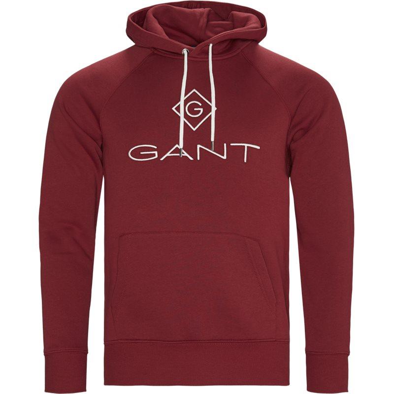 Gant - d1 lock up hoodie fra gant på kaufmann.dk