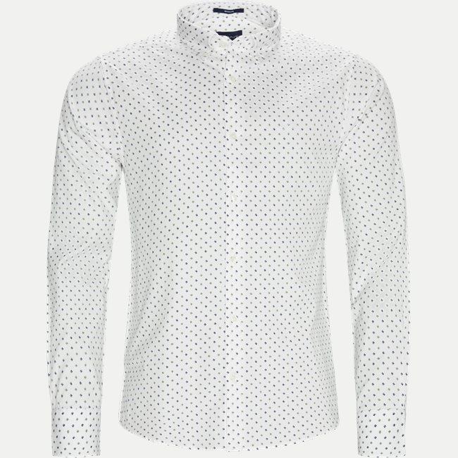 D1 Micro Scribble Print Shirt