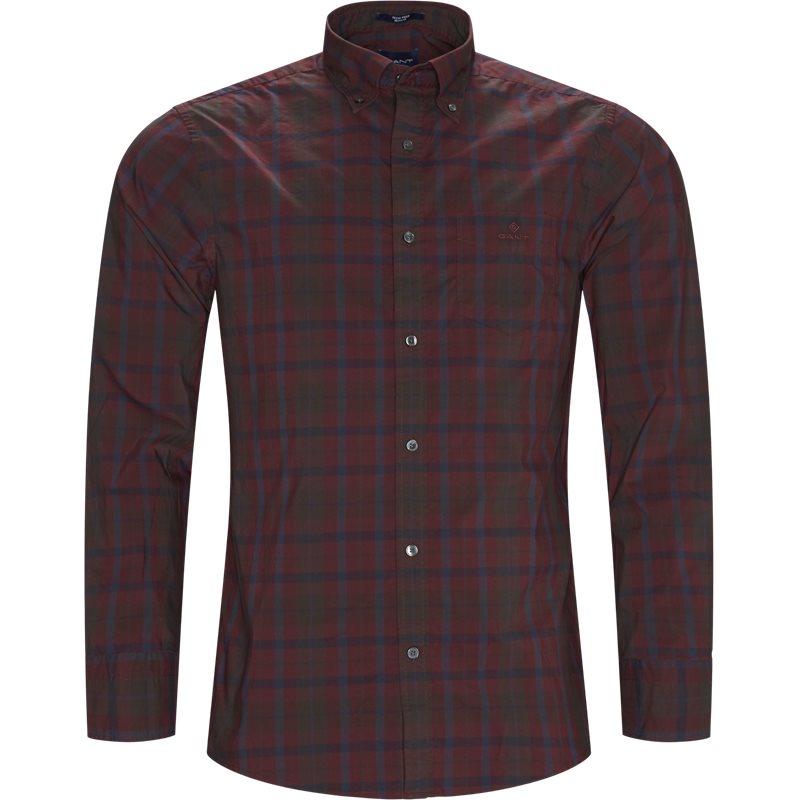 Image of   Gant - D2 TP Broadcloth Plaid Skjorte