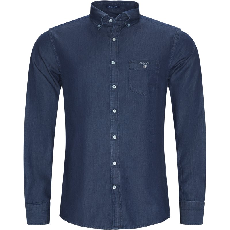 Image of   Gant - The Indigo Shirt