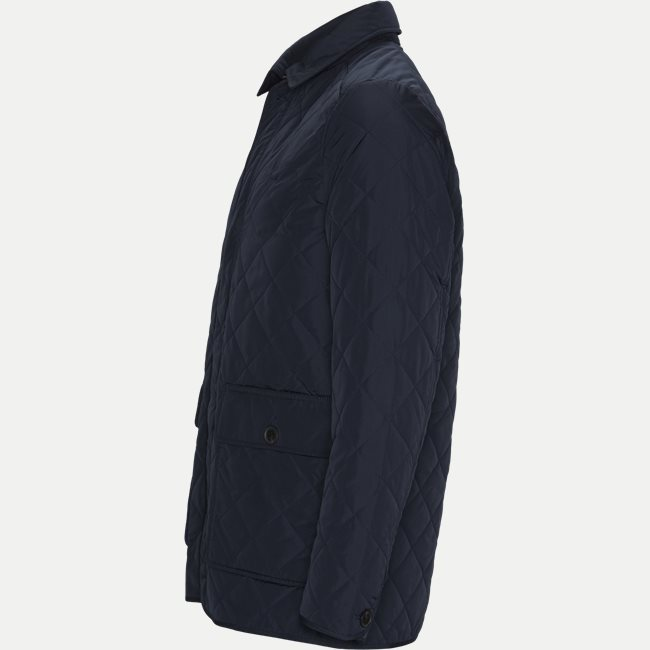 D1 The Quilted City Jacket