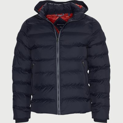 D1 The Active Cloud Jacket Regular | D1 The Active Cloud Jacket | Blå