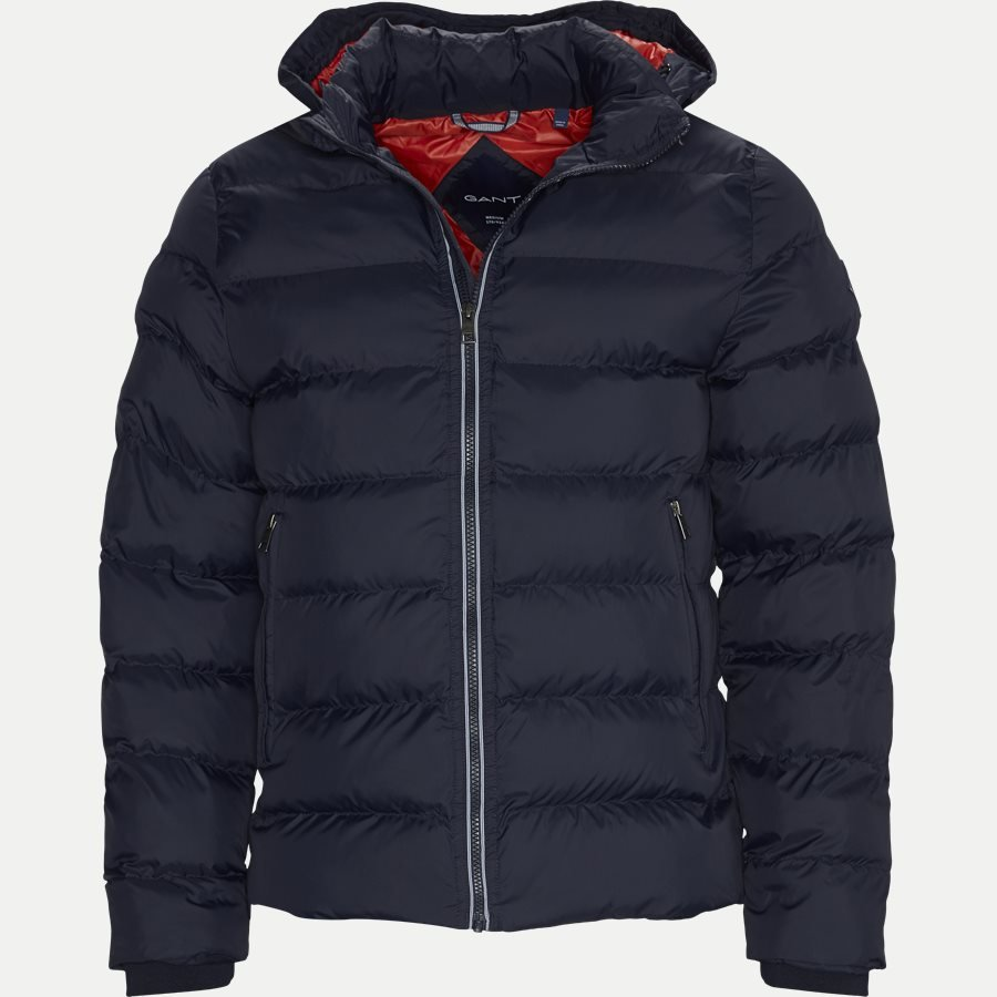 D1 THE ACTIVE CLOUD JACKET - Jackets - Regular - BLÅ - 1