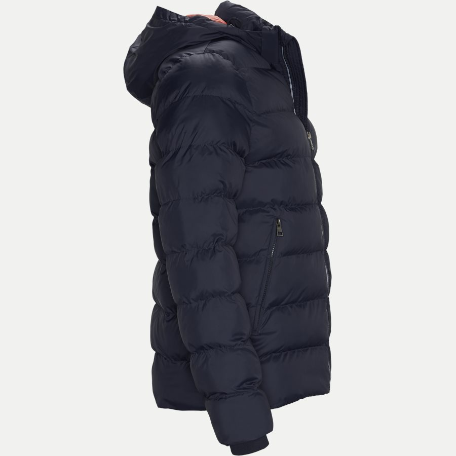 D1 THE ACTIVE CLOUD JACKET - Jackets - Regular - BLÅ - 2