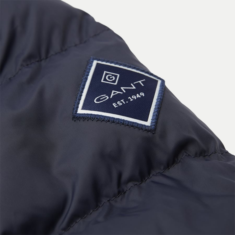 D1 THE ACTIVE CLOUD JACKET - Jackets - Regular - BLÅ - 6
