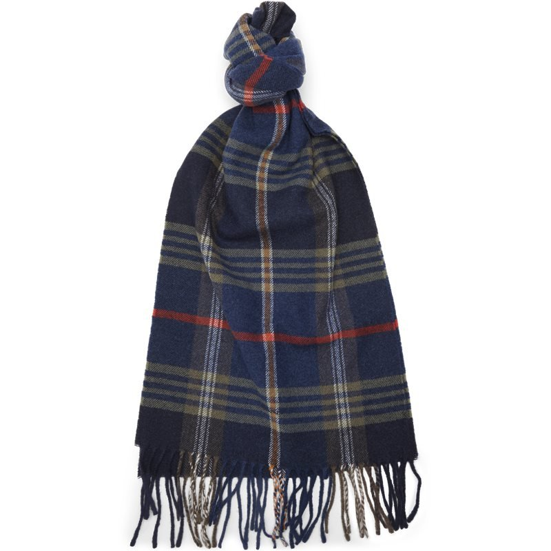Image of   Gant - D2 Twill Checked Wool Scarf