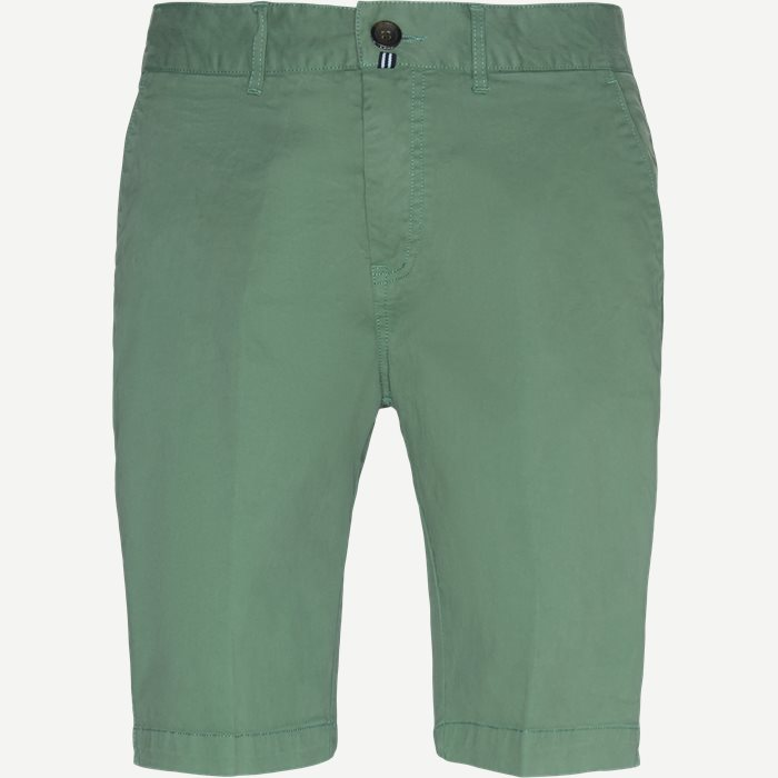 Shorts - Regular - Grün
