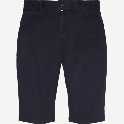 Chino Shorts Regular | Chino Shorts | Blå