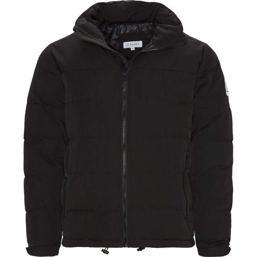 COBRA - Jackets - BLACK - 1