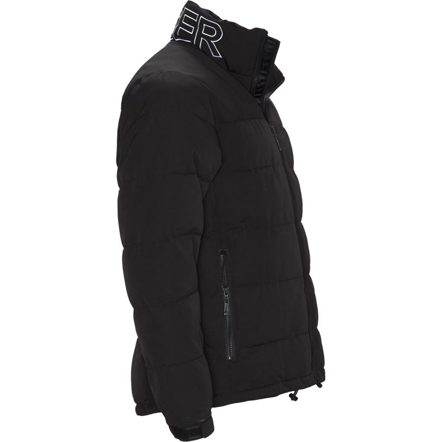 COBRA - Jackets - BLACK - 4