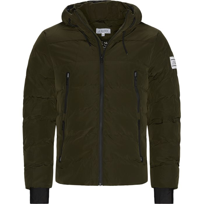 Dodge Jacket - Jackets - Regular - Army