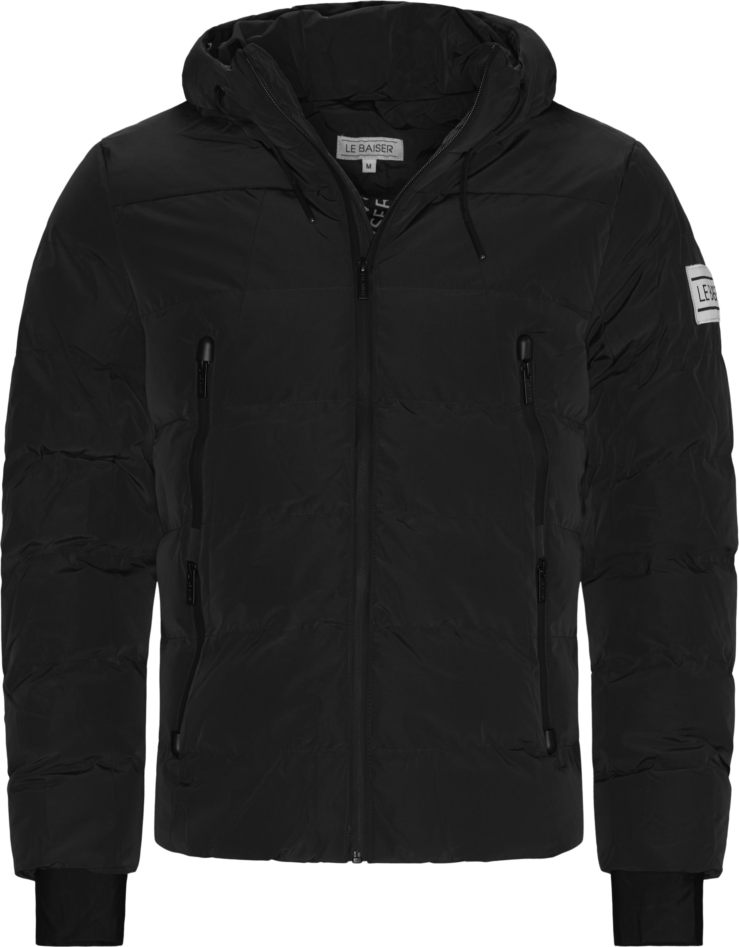Dodge Jacket - Jackets - Regular - Black