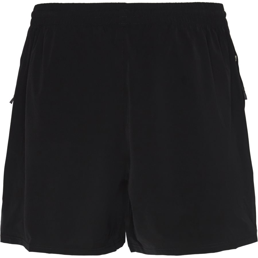 QUESTION - Question Shorts - Shorts - Regular - BLACK - 2