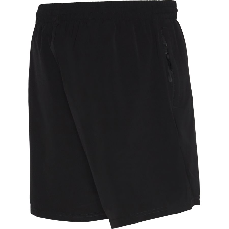 QUESTION - Question Shorts - Shorts - Regular - BLACK - 3