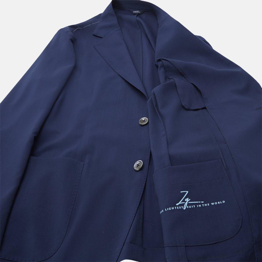 G116 ERE6 U740 - Blazer - Slim - BLUE - 7