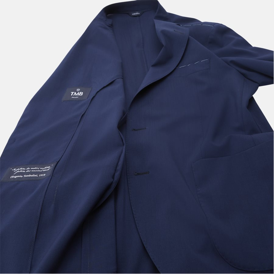 G116 ERE6 U740 - Blazer - Slim - BLUE - 8