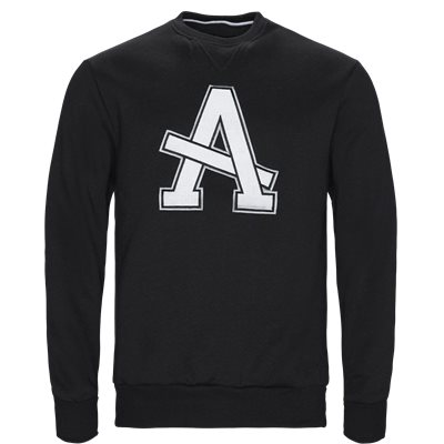 Dade Sweatshirt Regular | Dade Sweatshirt | Sort