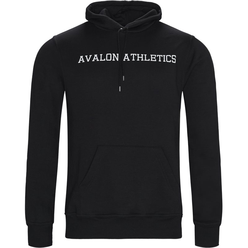 Image of   Avalon Athletics Delray Hoodie Black