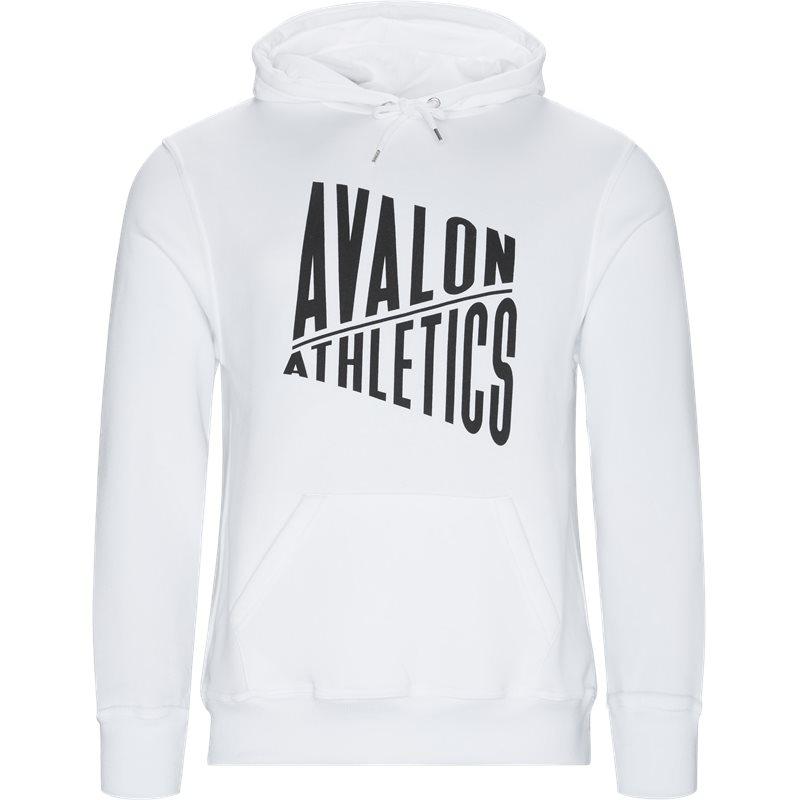 Avalon Athletics Pompano Hoodie Hvid