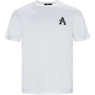Lincoln Tee Regular | Lincoln Tee | Hvid