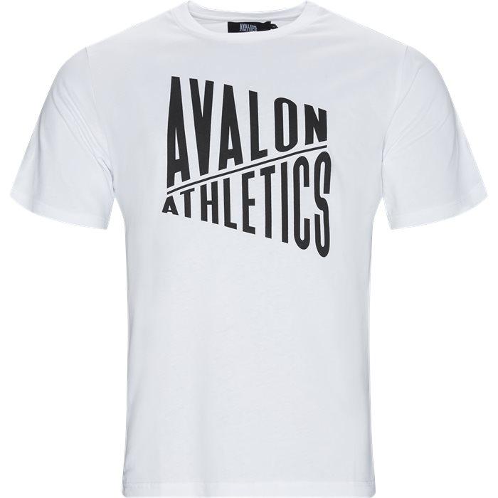 Tampa Tee - T-shirts - Regular - Hvid