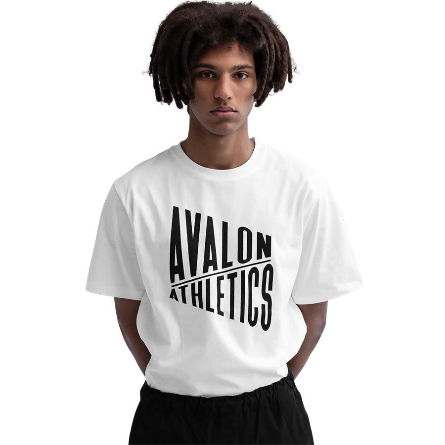 TAMPA - Tampa Tee - T-shirts - Regular - HVID - 3