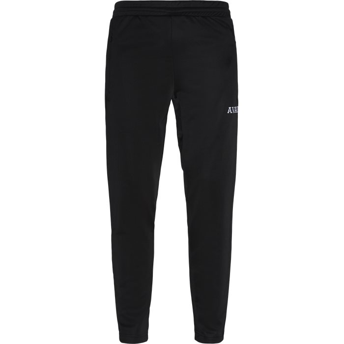 Davie Track Pants - Bukser - Regular - Sort