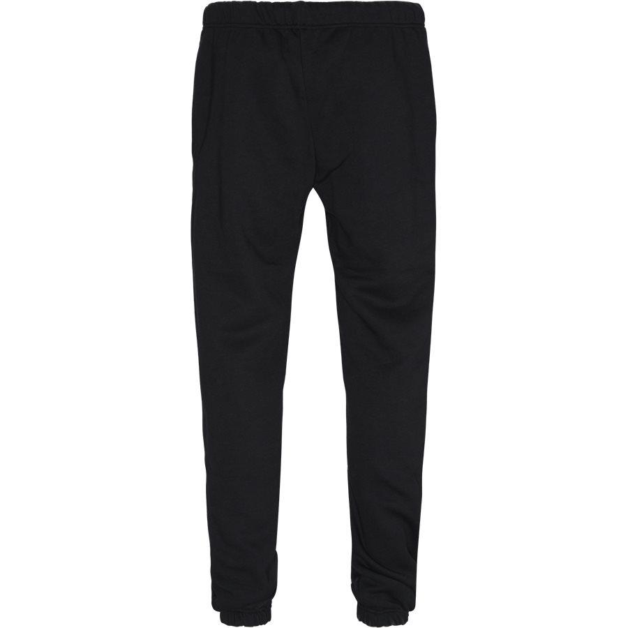 BOCA - Boca Sweatpants - Bukser - Regular - BLACK - 2