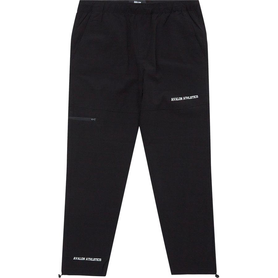 BOLTON - Bolton Track Pants - Bukser - Regular - SORT - 1